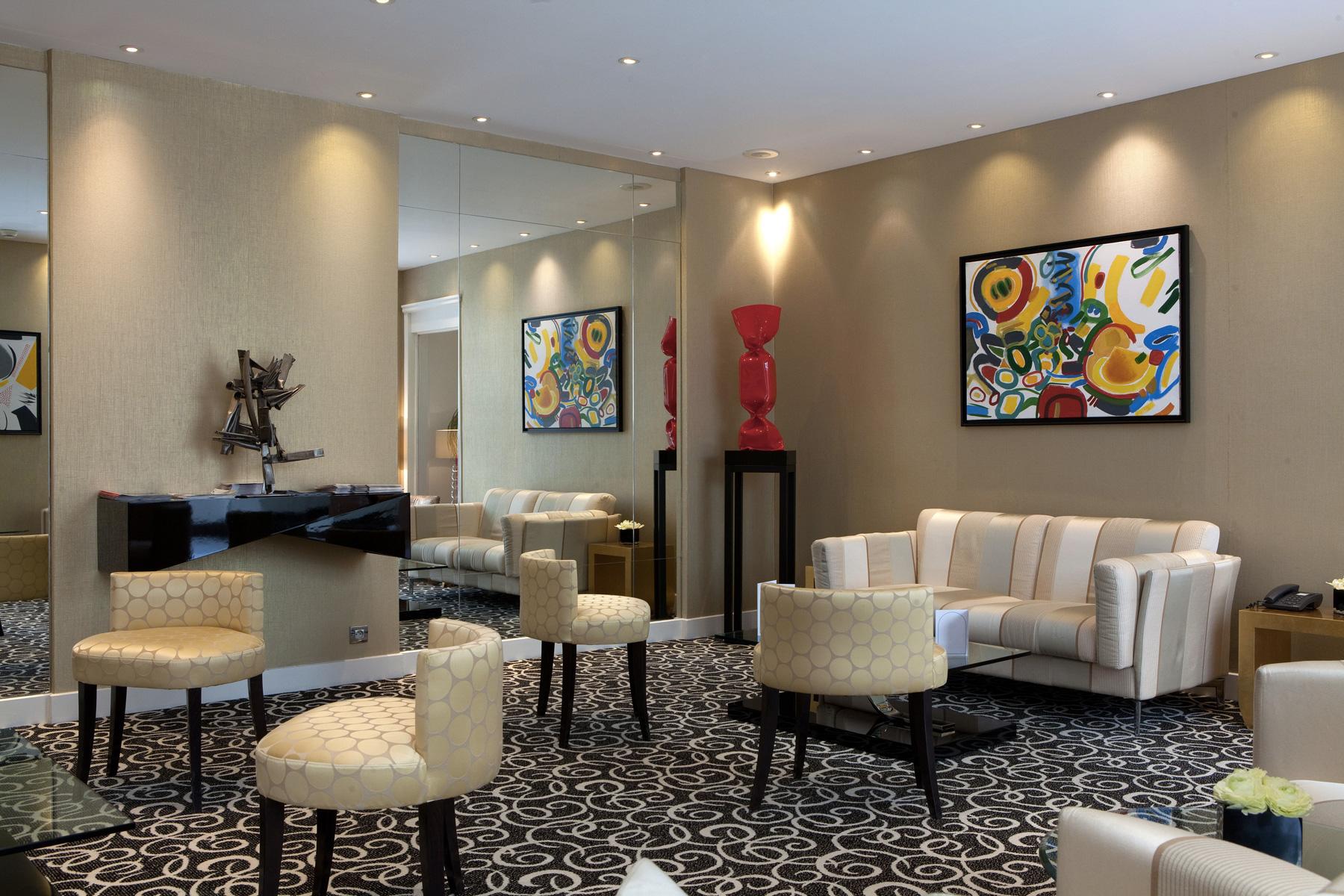 Hotel Saint Lazare  Etoiles